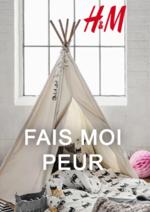 Catalogues et collections H&M : Lookbook enfant Fais moi peur