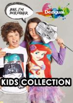 Catalogues et collections Desigual : Le lookbook Kids collection