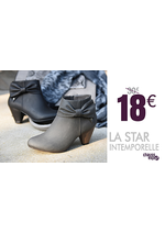 Promos et remises  : LA STAR INTEMPORELLE