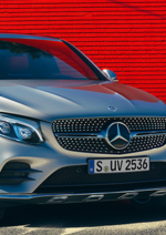 Catalogues et collections Mercedes Benz : Découvrez le tout nouveau GLC Coupé