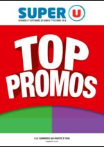 Prospectus Super U : Top promos