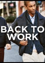 Promos et remises  : Back To Work