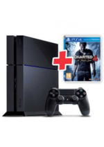 Bons Plans Maxi Toys : Le pack spécial PS4 500 Go+ jeu Uncharted 4 à 299,98€