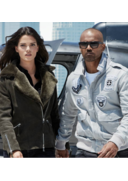 Catalogues et collections Redskins Aulnay-sous-Bois : Collection automne-hiver 2016 Shemar Moore
