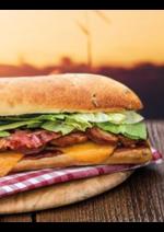 Menus Pomme de Pain : Découvrez tous les sandwichs de saison