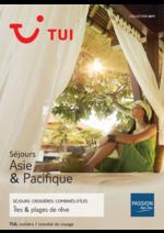 Promos et remises  : Séjours Asie & Pacifique