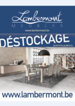Promos et remises  : Destockage