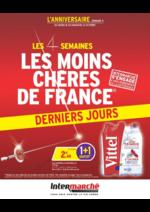 Prospectus Intermarché Super : Les 4 semaines les moins chères de France. Semaine 4