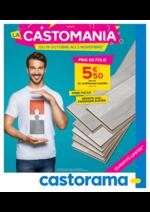 Prospectus Castorama : La Castomania