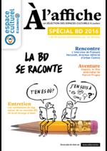 Prospectus E.Leclerc : À l'affiche Spécial BD 2016