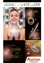 Prospectus Auchan : La plus belles des fêtes !