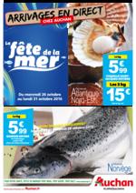 Prospectus Auchan : La fête de la mer