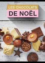Catalogues et collections Monoprix : Les chocolats de Noël
