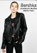 Catálogos e Coleções Bershka : Lookbook mulher: Efeito Pele