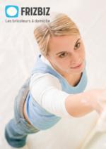 Services et infos pratiques Leroy Merlin : Confiez votre projet de peinture aux bricoleurs Frizbiz