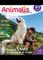 Journaux et magazines Animalis : Animaux STARS du cinéma et de la pub !