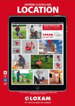 Catalogues et collections Loxam : Location matériel & outillage pour particuliers