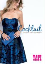 Prospectus Tati : Cocktail collection 2017