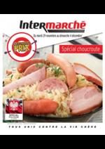 Prospectus Intermarché Hyper : Spécial choucroute