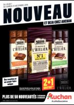 Prospectus Auchan : Nouveau et déjà chez Auchan