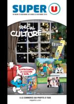 Prospectus Super U : Spécial culture