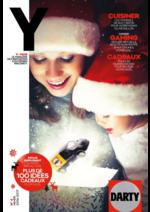Journaux et magazines DARTY : Y-MAG Hiver 2016-2017