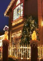 Catalogues et collections Gifi : Guirlande lumineuse de Noël
