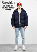 Promoções e descontos  : Lookbook homem Street Smart