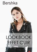 Promos et remises  : Lookbook femme effet cuir