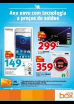 Folhetos Jumbo : Ano novo com tecnologia a preços de saldos