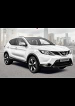 Promos et remises Nissan : Offre spéciale 10 ans Qashqai