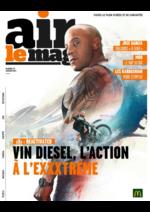 Promos et remises  : Air le Mag du mois de Janvier 2017