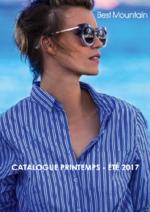 Promos et remises  : Catalogue printemps - été 2017