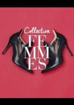 Catalogues et collections San Marina : Venez découvrir la collection femme
