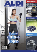 Folhetos Aldi : Especial dieta e fitness