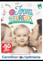 Prospectus Carrefour : Les jours heureux