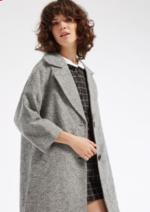 Promos et remises Jennyfer : -50% sur le manteau droit oversize