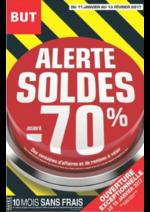Prospectus BUT : Alerte soldes jusqu'à -70%