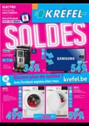 Prospectus Krëfel Electro ANDERLECHT : Soldes
