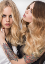 Catalogues et collections Valentin by Lothmann : Tendance balayage automne hiver 2017