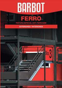 Catálogos e Coleções Barbot Almeirim : Barbot Ferro