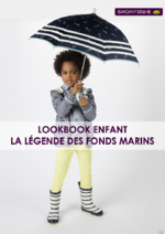 Promos et remises  : Lookbook enfant La légende des fonds marins
