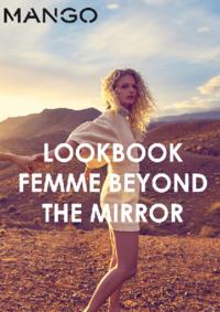 Catálogos e Coleções MANGO Caldas da Rainha : Lookbook mulher Beyond the mirror