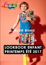 Promos et remises  : Lookbook enfant printemps été 2017