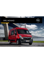 Catalogues et collections opel : Opel Movano