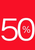 Promoções e descontos Deichmann : -50% no segundo artigo