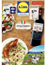Prospectus Lidl : Italiamo passione italiana