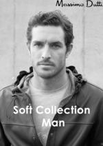 Catálogos e Coleções Massimo Dutti : Soft Collection Man