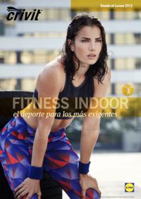 Folleto Lidl Alcorcón : Fitness indoor