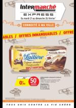 Prospectus Intermarché Express : Offres immanquables